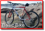Mapes Bike Hire - basic bke